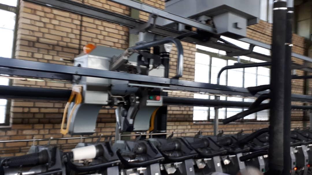 اتوکنر ساویو savio از محصولات تکنوتکس و قطعات ماشین آلات بافندگی و ریسندگی