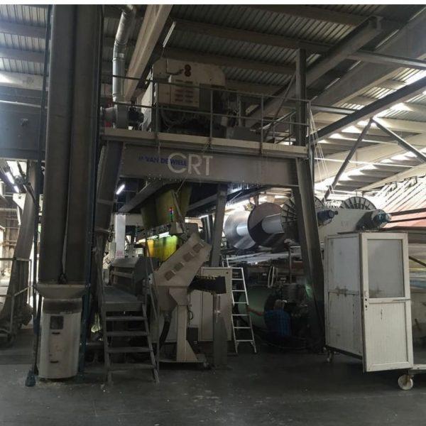 ماشین بافندگی Crm 72 از دستگاه های نساجی و ماشین آلات نساجی تکنوتکس