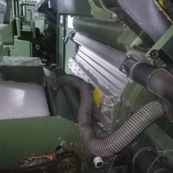 کاردینگ تروچلر DK760،دستگاه ریسندگی و صنعت نساجی و قطعات نساجی
