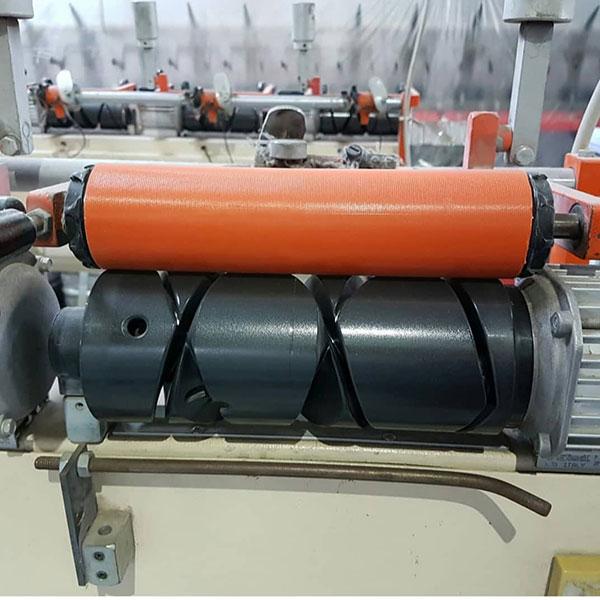 چندلاکنی سیمیت ایتالیا ، کلینیک ماشین آلات نساجی تکنوتکس