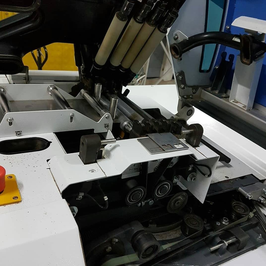 كشش Trutzschler TD8 در تکنوتکس،ماشین بافندگی ریسندگی،ماشین آلات نساجی
